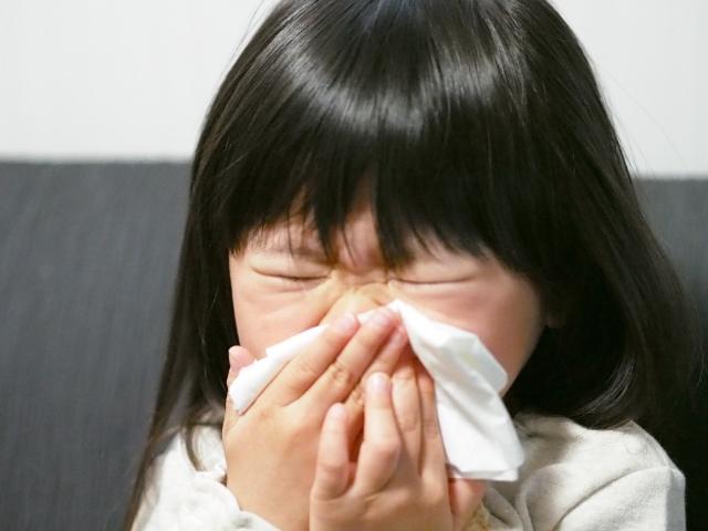 アレルギー性鼻炎 アレルギーマーチ