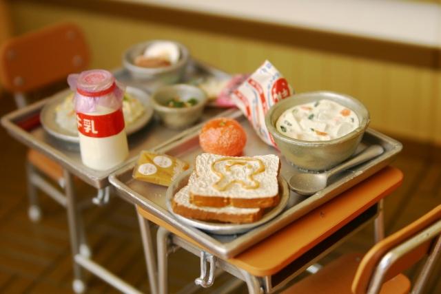 食物アレルギー 小学校入学前に 除去対応や給食は?